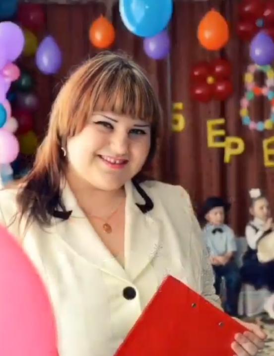 Алена Савраненко – воспитательница