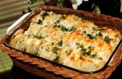 Рецепт вкуснейшего мяса по-французски с картошкой