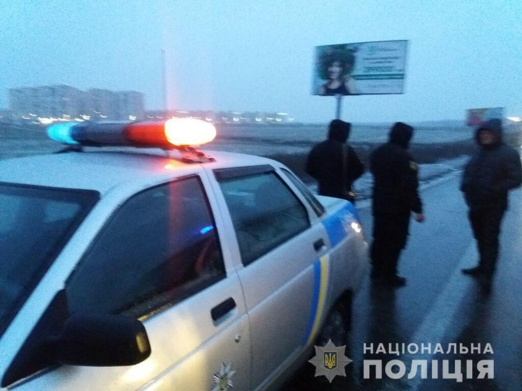 """Біля одеського ринку """"7 кілометр"""" насмерть збили пішохода"""