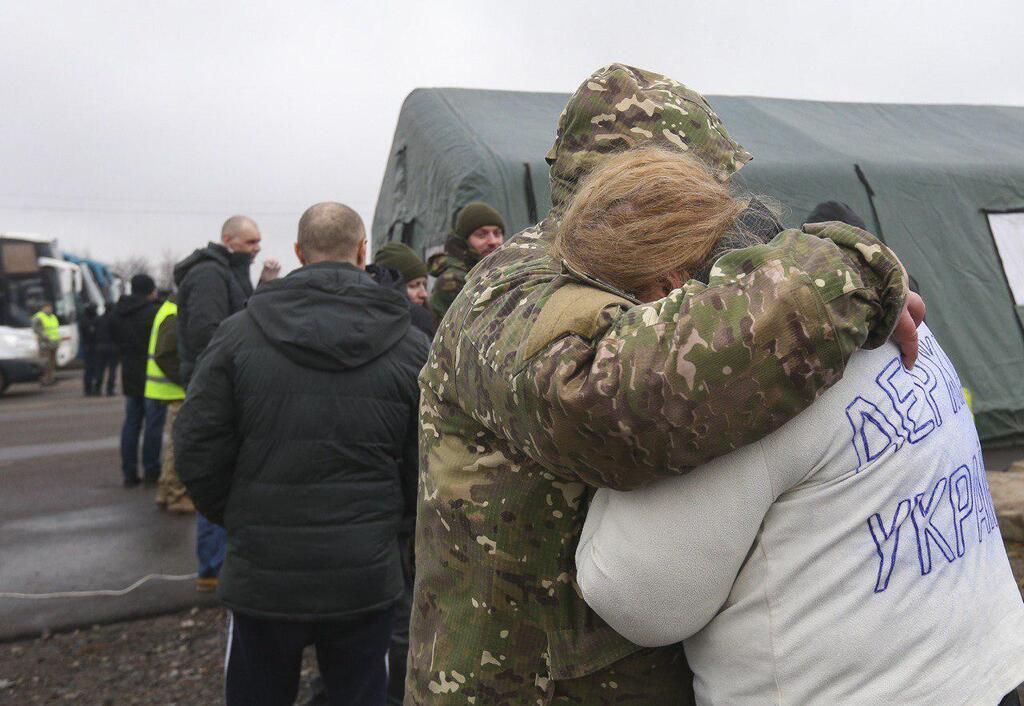 Перші 25 українців дорогою до Києва