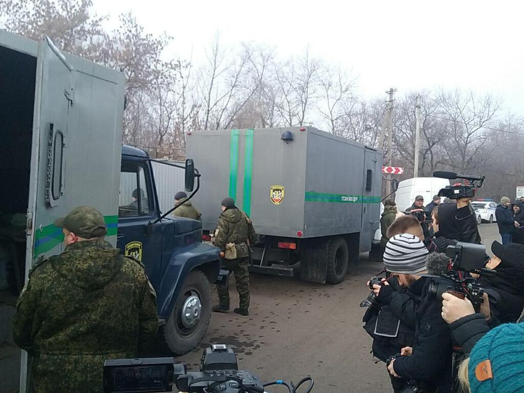 """Обмен пленными с """"Л/ДНР"""": все подробности онлайн"""