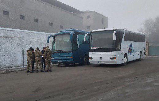 Обмін полоненими: з'явилися перші фото з українцями
