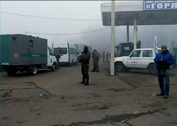 Ексберкутівців вивезли з Лук'янівського СІЗО