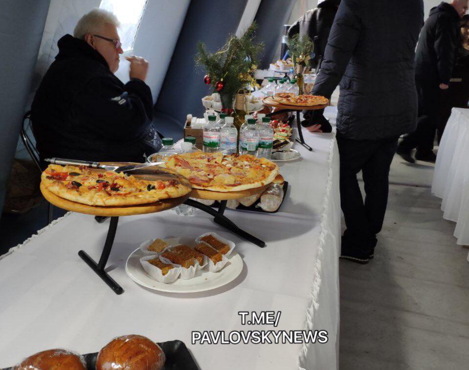 Чем Сивохо угощал освобожденных пленных: фото с полевой кухни