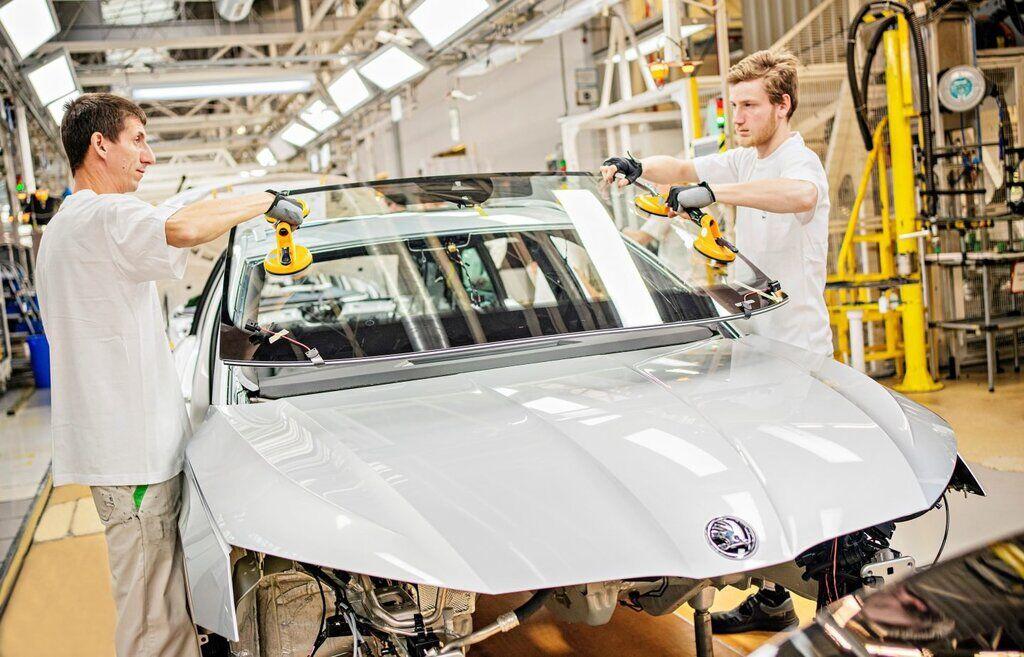Skoda Octavia 2020 надіслали у виробництво