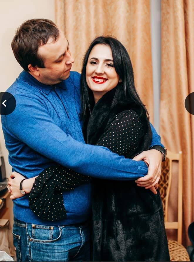 Сергей и Ирина Борзовы