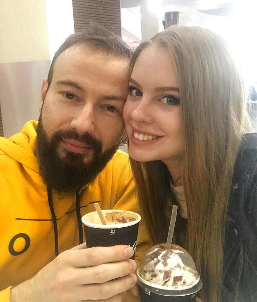 Денис і Світлана до вагітності