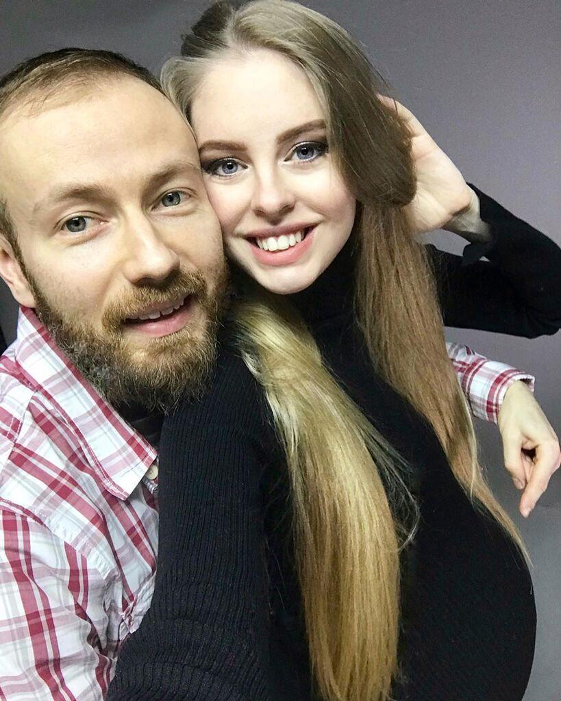 Денис Повалій та Світлана