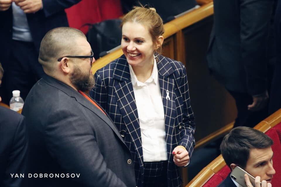 Беременная Анна Скороход