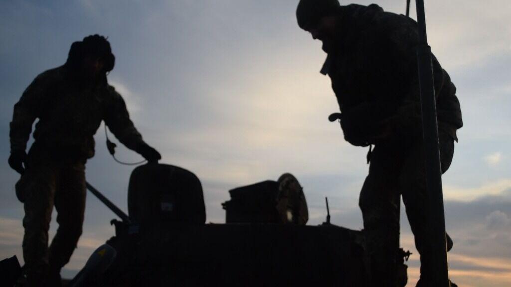 """""""Українські штормові берети показали """"клас"""" під носом у терористів: сильні фото"""