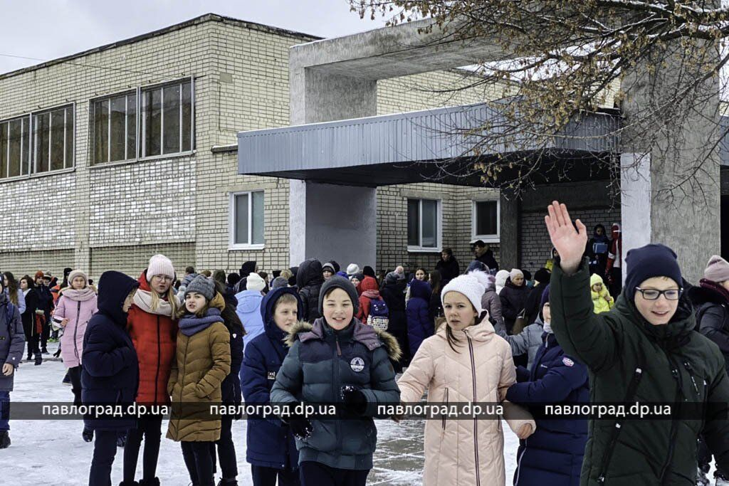 На Дніпропетровщині влаштували НП в школі