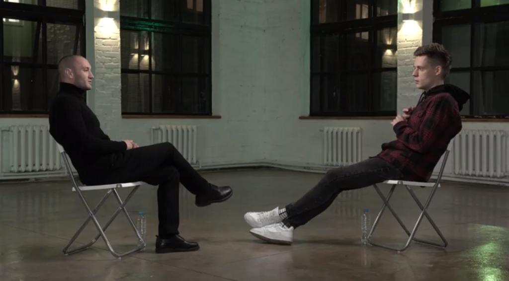 Бардаш дал интервью Дудю о Донбассе