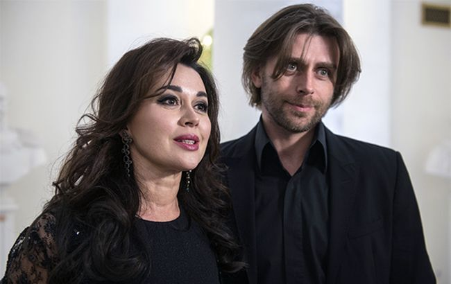 Анастасія Заворотнюк і Петро Чернишов