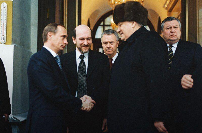 путин впервые занял пост президента как найти переплату по кредиту
