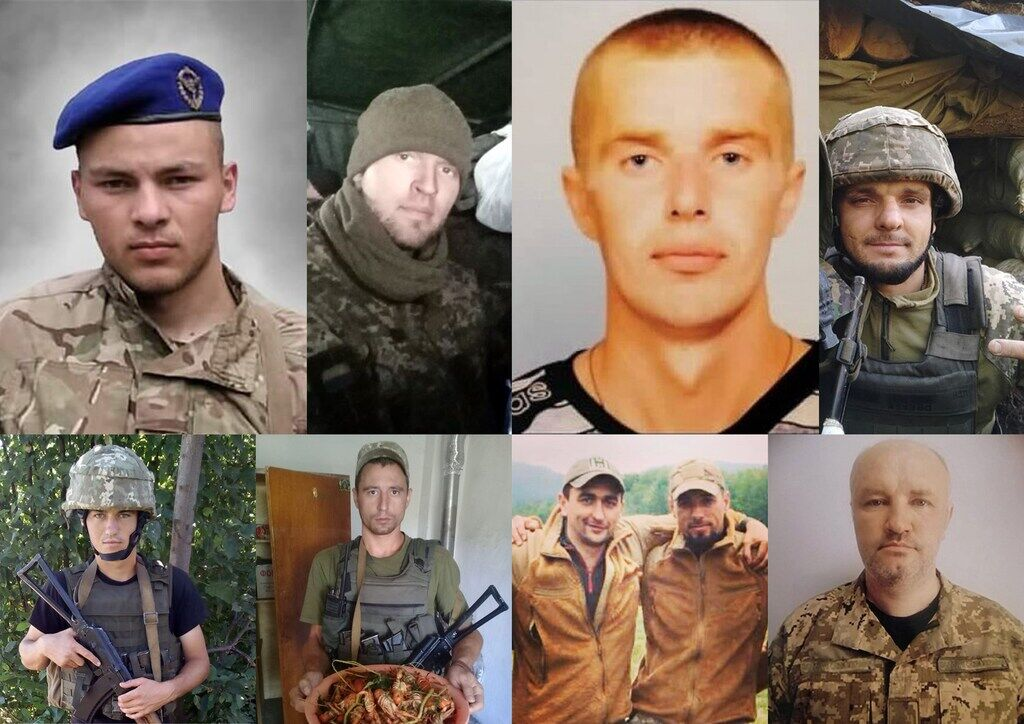 У грудні в боях на Донбасі загинули 9 героїв