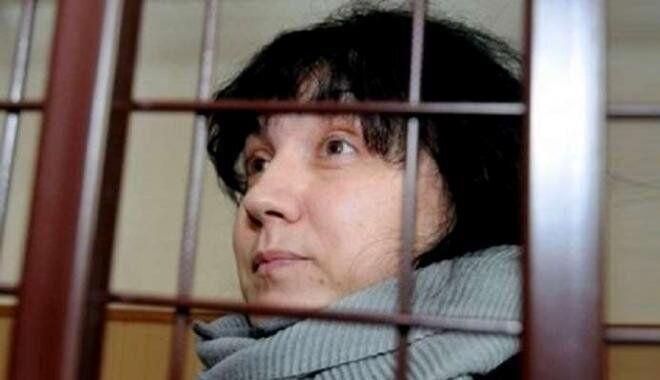 """Лариса Чубарова (""""Тереза"""")"""