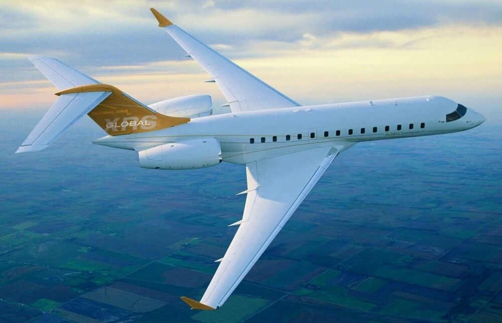 Самолет Медведевой