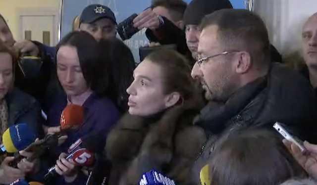 Дружина Соболєва, Інна, розповіла про останні хвилини життя хлопчика