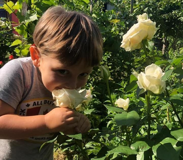 Загибла дитина Саша Соболєв