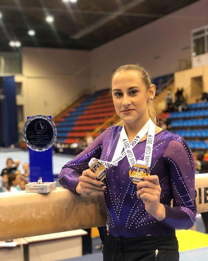 Марія Харенкова