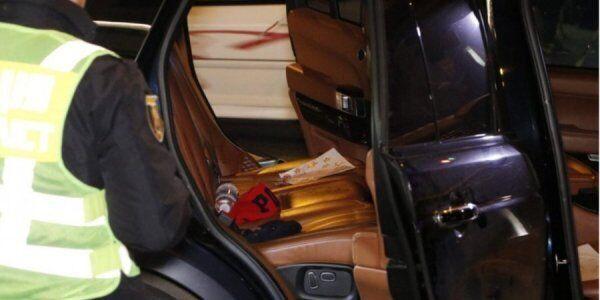 В авто після вбивства залишився останній малюнок Саші