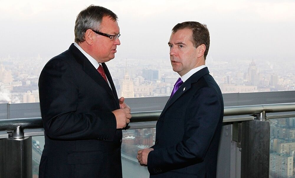 Костин и Медведев