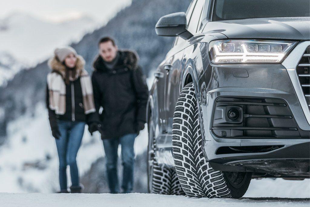 Nokian Tyres предлагает широкий ассортимент зимних шин