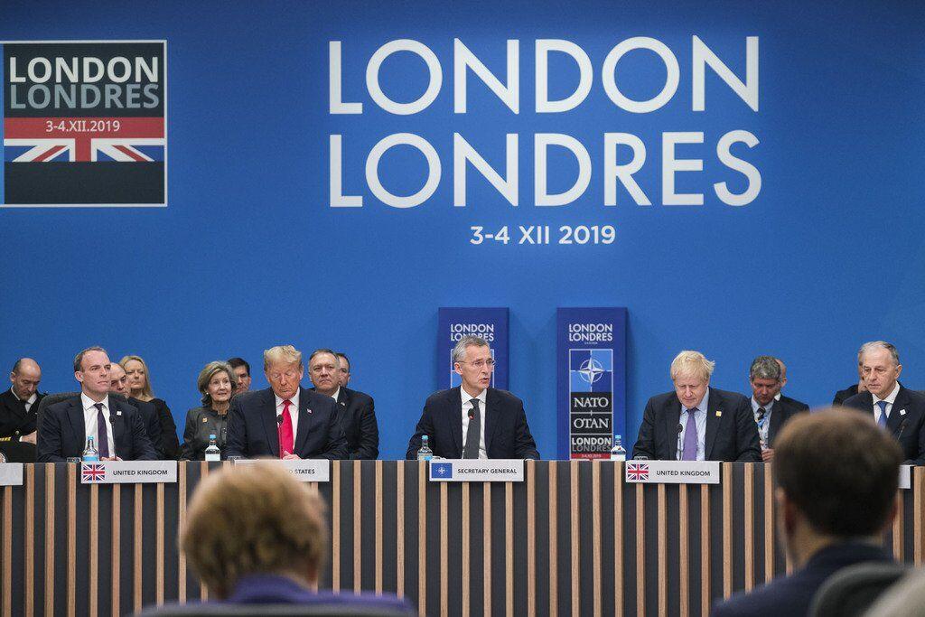 Ювілейний саміт НАТО в Лондоні