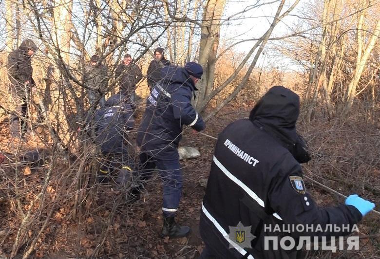 Поліція Києва затримала двох чоловіків, які викрали та застрелили іноземного бізнесмена