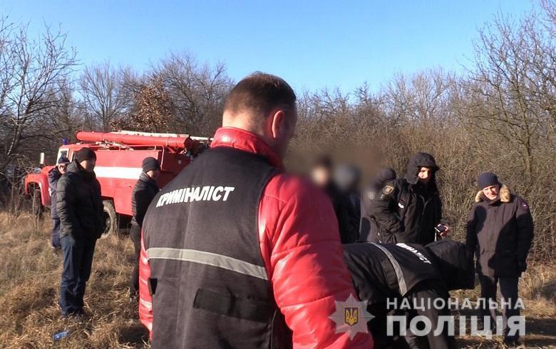 Тіло вбитого іноземного бізнесмена заховали на території Київської області