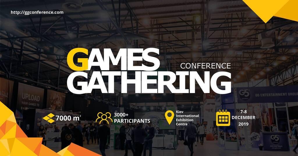 У Києві відбудеться найбільша конференція розробників ігор у Східній Європі