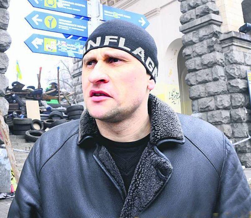 Виталий Запорожец после тюрьмы
