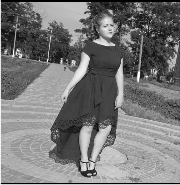 Погибшая Ксения Бабенко