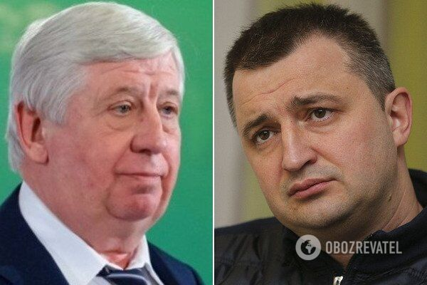 Виктор Шокин и Константин Кулик