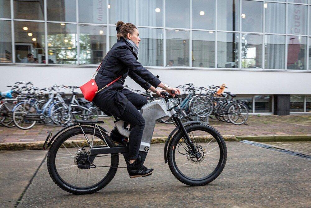 Електричний велосипед Trefecta RDR