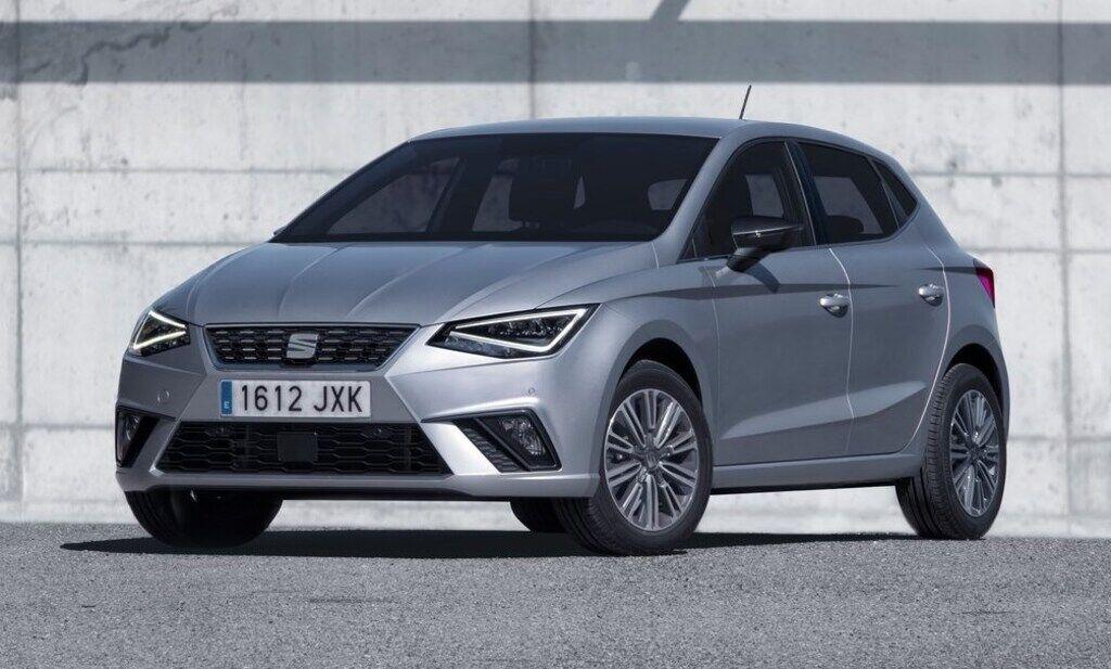 SEAT Ibiza використовує одну з найпопулярніших платформ VW Group