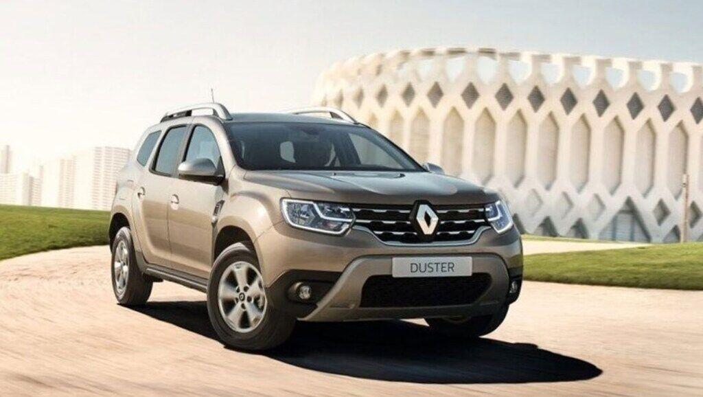 Renault Duster – найбільш популярний бюджетний кросовер