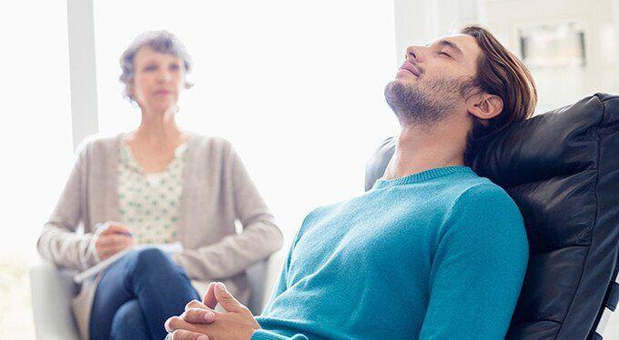 Прийом у психотерапевта не відрізняється від дружньої зустрічі