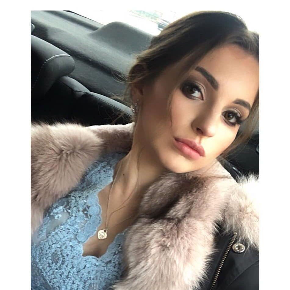 Дочь Кузьмы Скрябина Мария-Барбара