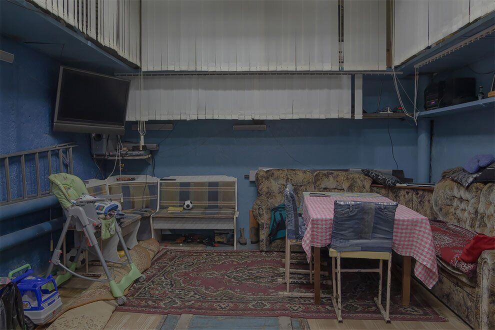 Незвичайні перетворення старих гаражів