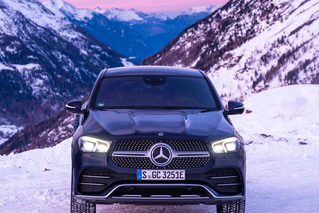Mercedes-Benz GLE 350 de Coupe 4Matic