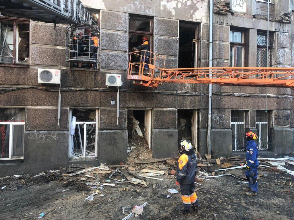 Стало відомо про ще одну зниклу під час пожежі в Одесі