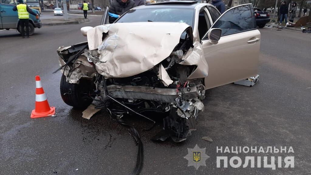 Смертельна ДТП в Миколаєві