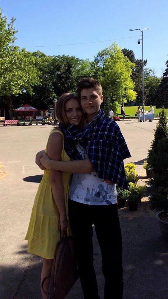 Родные погибшего в Одессе студента растрогали воспоминаниями