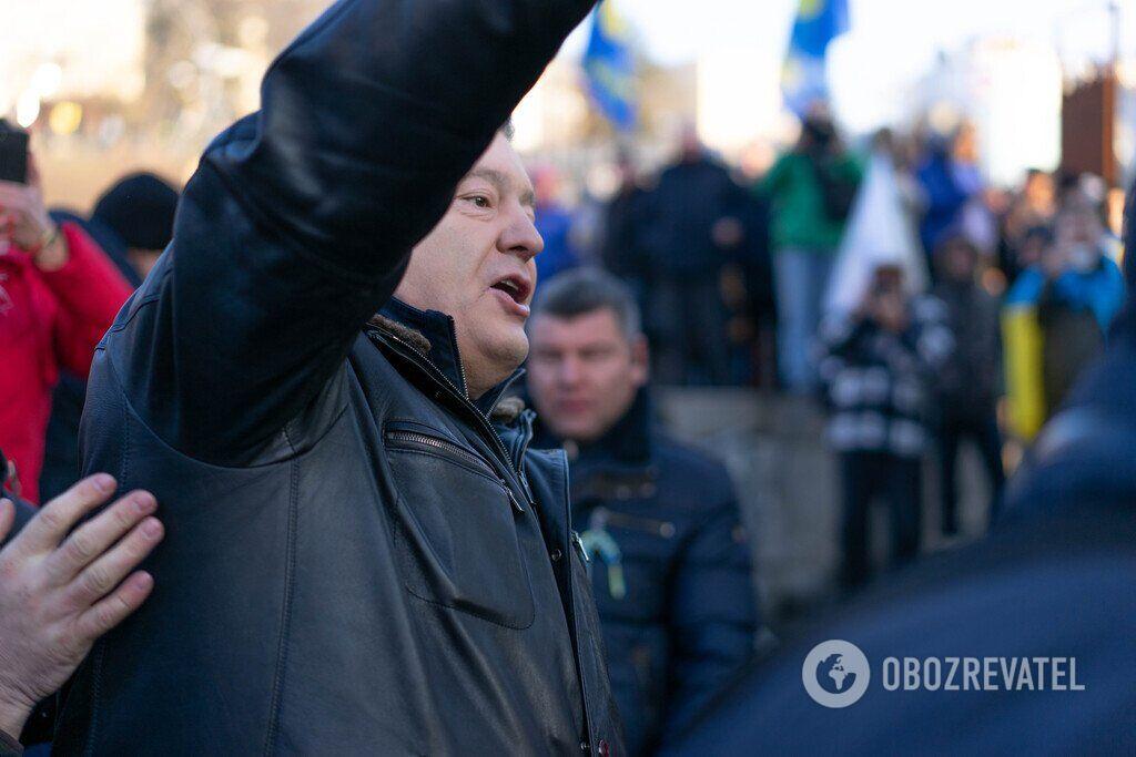 Як відбувся Майдан проти капітуляції у Києві: фоторепортаж