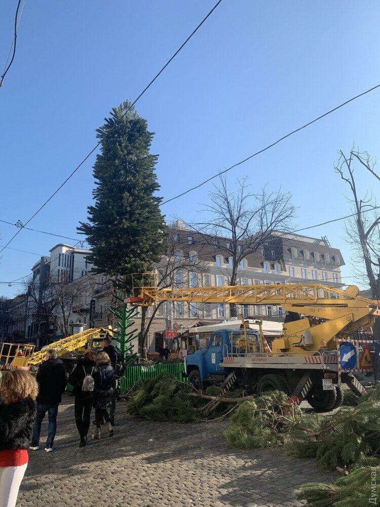 В Одесі в день жалоби влаштували веселощі