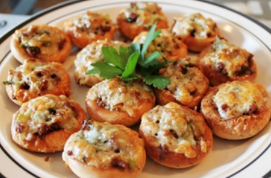 Рецепт приголомшливої закуски з фаршем на свято