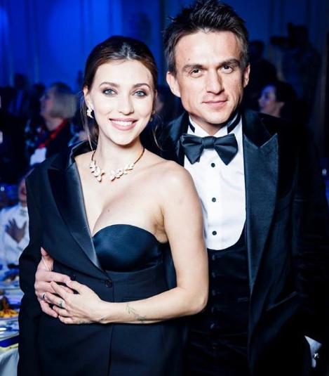 Влад Топалов и Регина Тодоренко