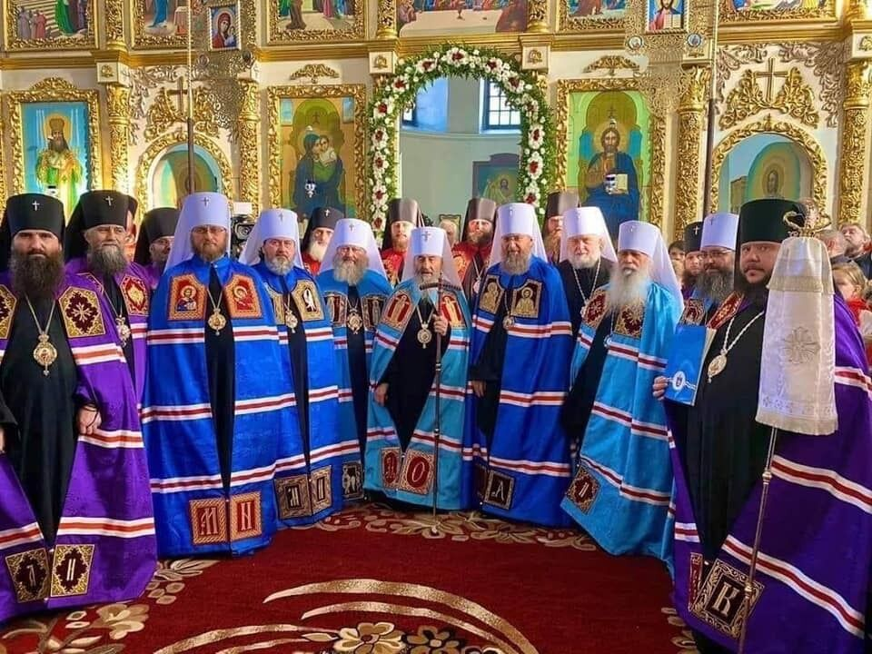 УПЦ МП звела в єпископи помічника захоплення Криму