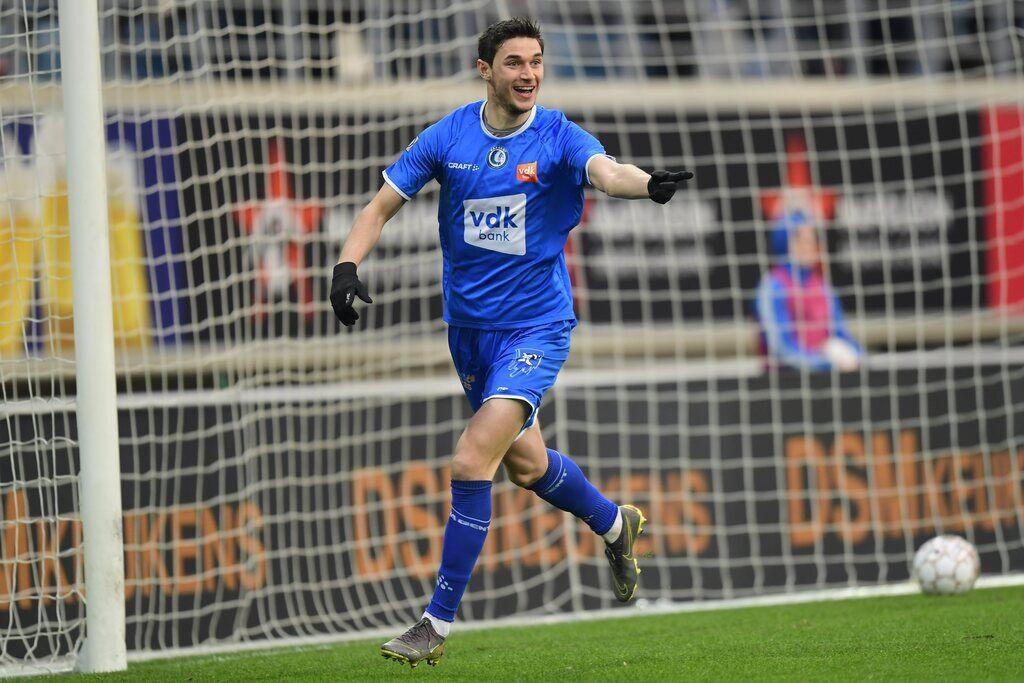 С 21 голом в активе Роман Яремчук вполне может стать лучшим бомбариром Бельгии в сезоне